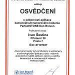certifikat DenBraven
