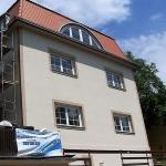 Zateplení fasády - Praha, Velká Chuchle, ul. Pod Akáty
